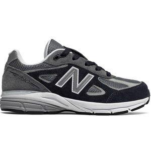 🆕 New Balance 990v4 Running Shoes - Grey/Black